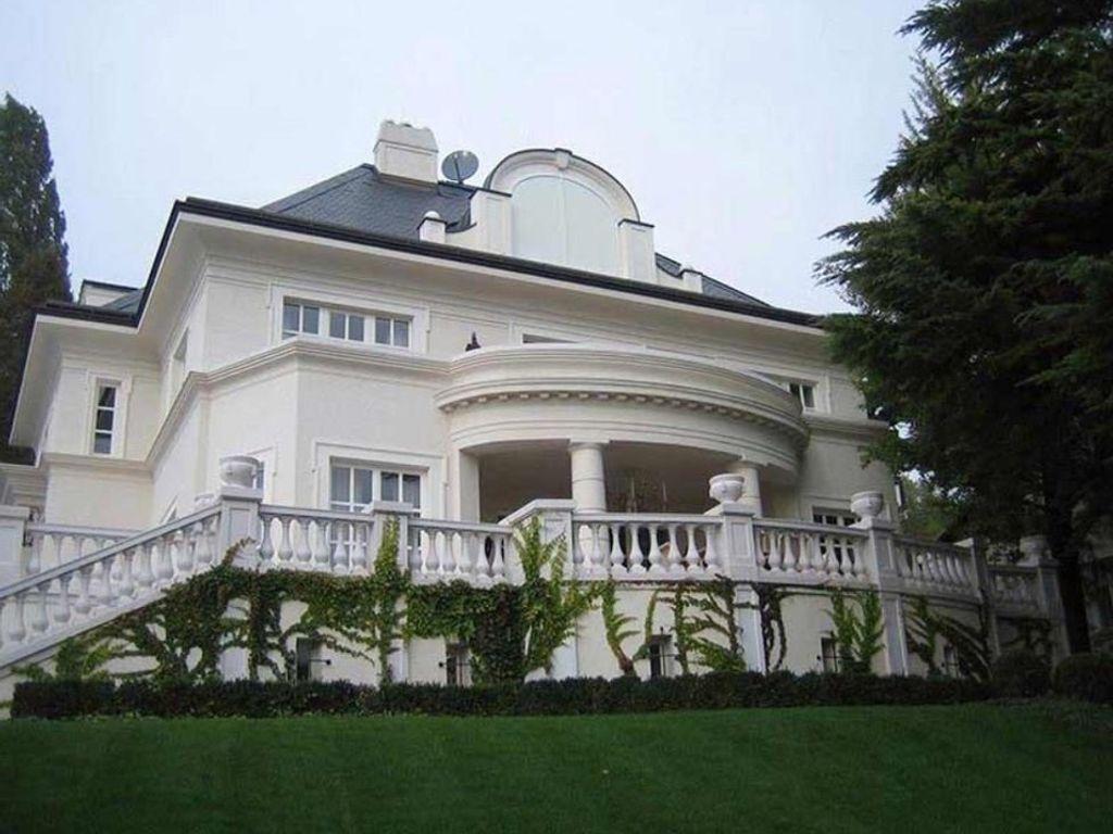 Stadtvilla Landhausstil stadtvilla im landhausstil in schöner grunewald lage