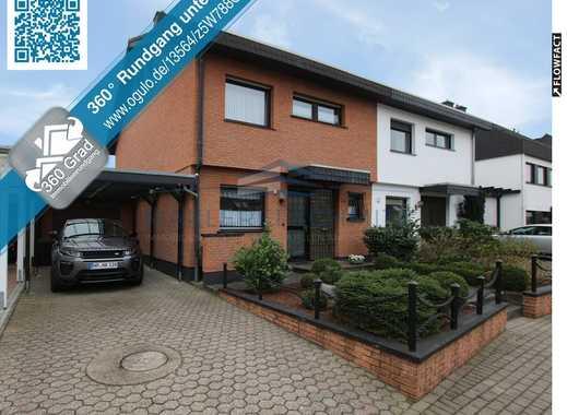 Familien aufgepasst! Vollausgestattete Doppelhaushälfte in bevorzugter Lage von Köln Elsdorf