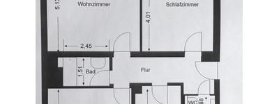 Modernisierte 3-Zimmer-Wohnung mit Balkon