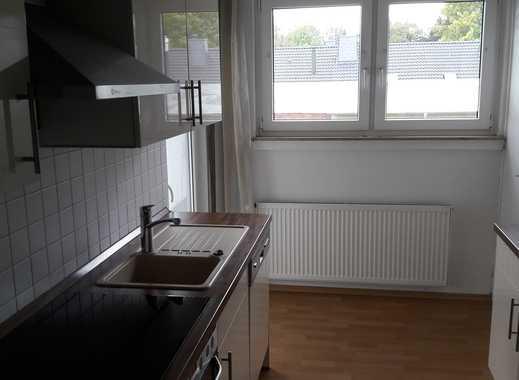 Gepflegte 3,5-Zimmer-Wohnung mit Balkon und Einbauküche in Bochum