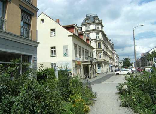 Dresden Neustadt! Schöne helle 2 RWG im Dachgeschoss! WG - geeignet!
