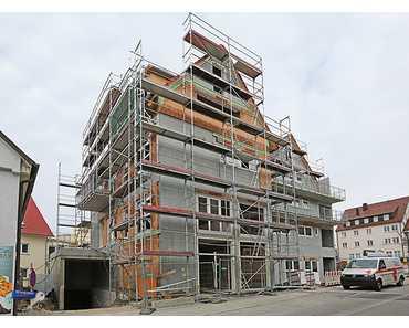 Neubau Gewerbeeinheiten im Herzen von Eningen zb. Gewerbe 1 (Haus A) / EG in Eningen unter Achalm