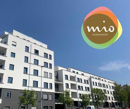 MIO: Haus C: 1-Zimmer Apartments mit EBK in Stadtmitte (Aschaffenburg)
