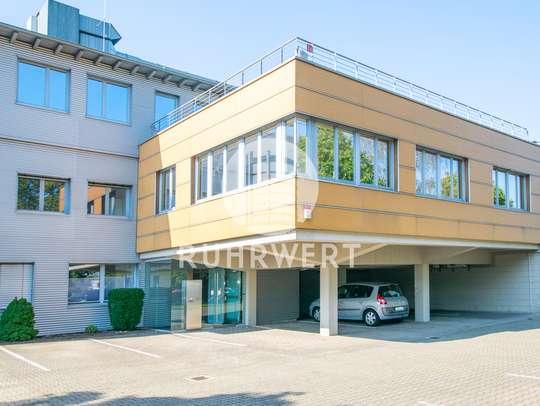 von Ihr neuer Firmensitz: Büro- und Hallenkomplex im Gewerbegebiet-Buschhausen!