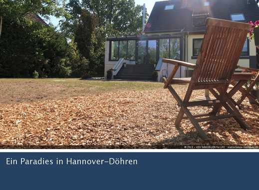 Luxuriöses Einfamilienhaus in Maschseenähe mit Homeoffice & großem Garten
