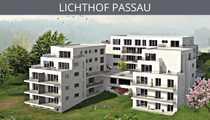 LICHTHOF PASSAU Gut geschnittene 2-Zimmer-Wohnung