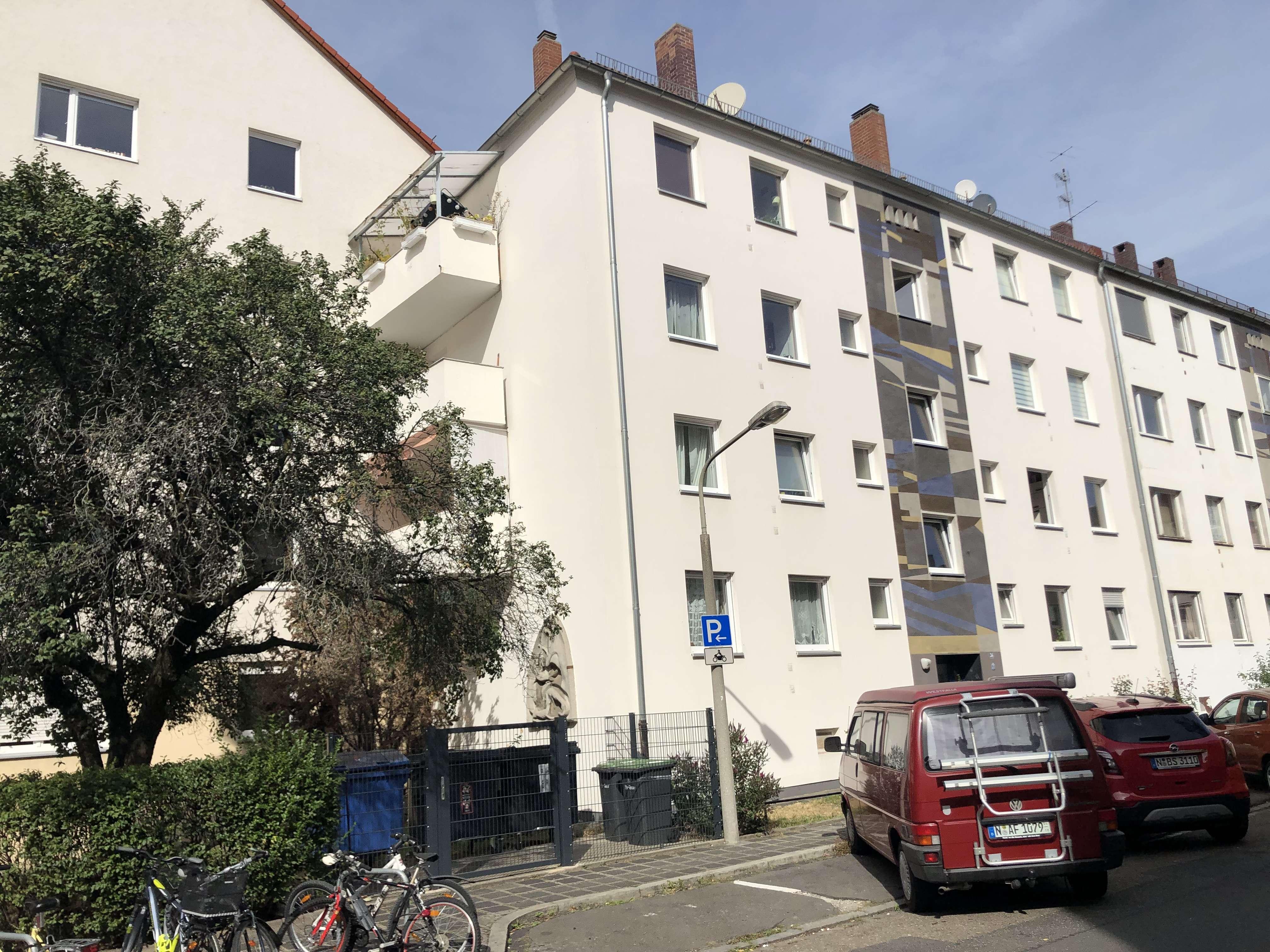 Top gelegene 3 Zimmer Wohnung auf 68 m² N-St. Johannis mit Bad neu uvm.! in Sandberg