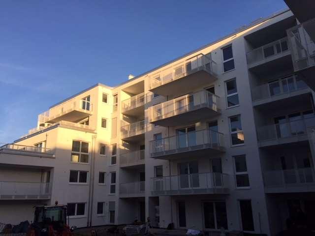 Neubau (BJ 2018) im Josephsburg Terrassen Haus 2 Zimmer incl. Tiefgaragenstellplatz