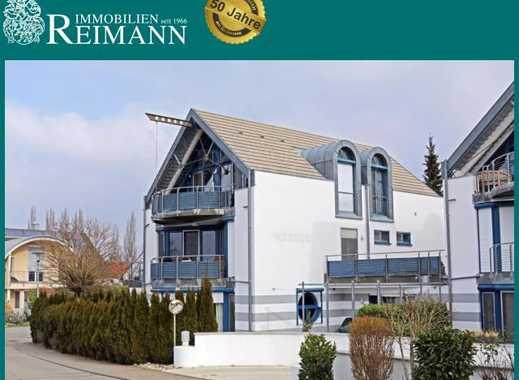großzügige 4-Zimmer-Maisonette-Eigentumswohnung  im Weltkulturerbe Insel Reichenau