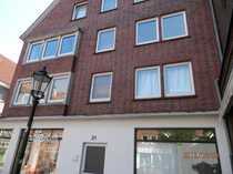 2-Zimmer-Wohnung in der Fußgängerzone zu vermieten