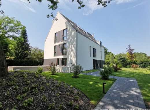 Luxuriöse 4 Zi.-Maisonettewohnung über drei Etagen in begehrter Villenlage von Wellingsbüttel