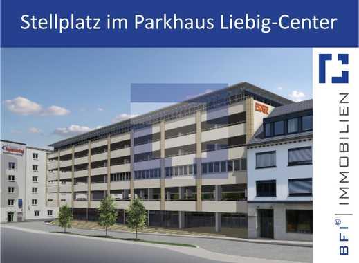 Parkhausstellplatz in Gießen Flutgraben Liebig-Center