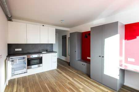 Neu renoviert: 1-Zi. Apartment teilmöbiert München-Haidhausen in perfekter Lage in Bogenhausen (München)