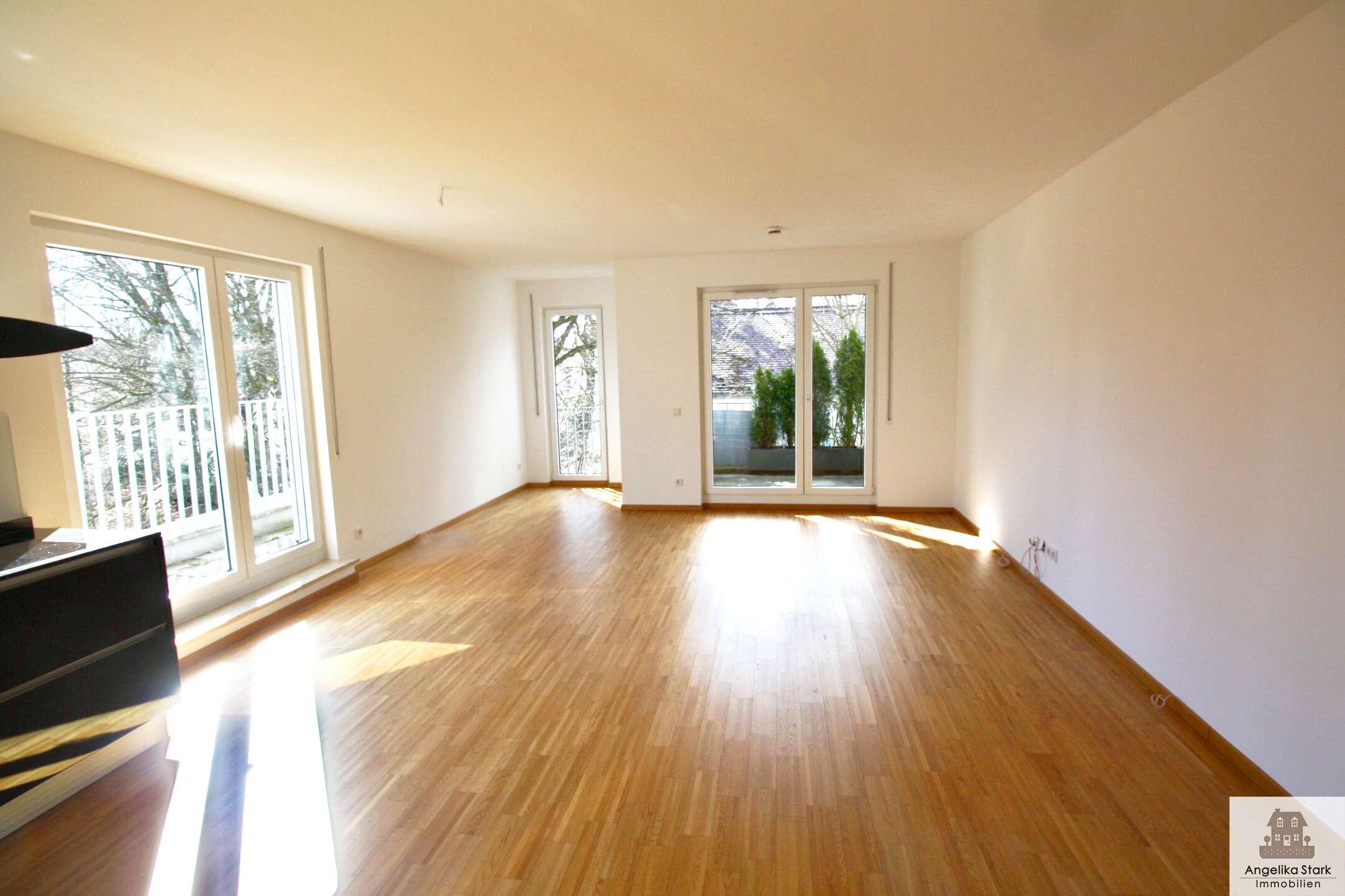 Sonnige Dachterrassen-Wohnung * 2 Bäder * Toplage * absolut ruhig in