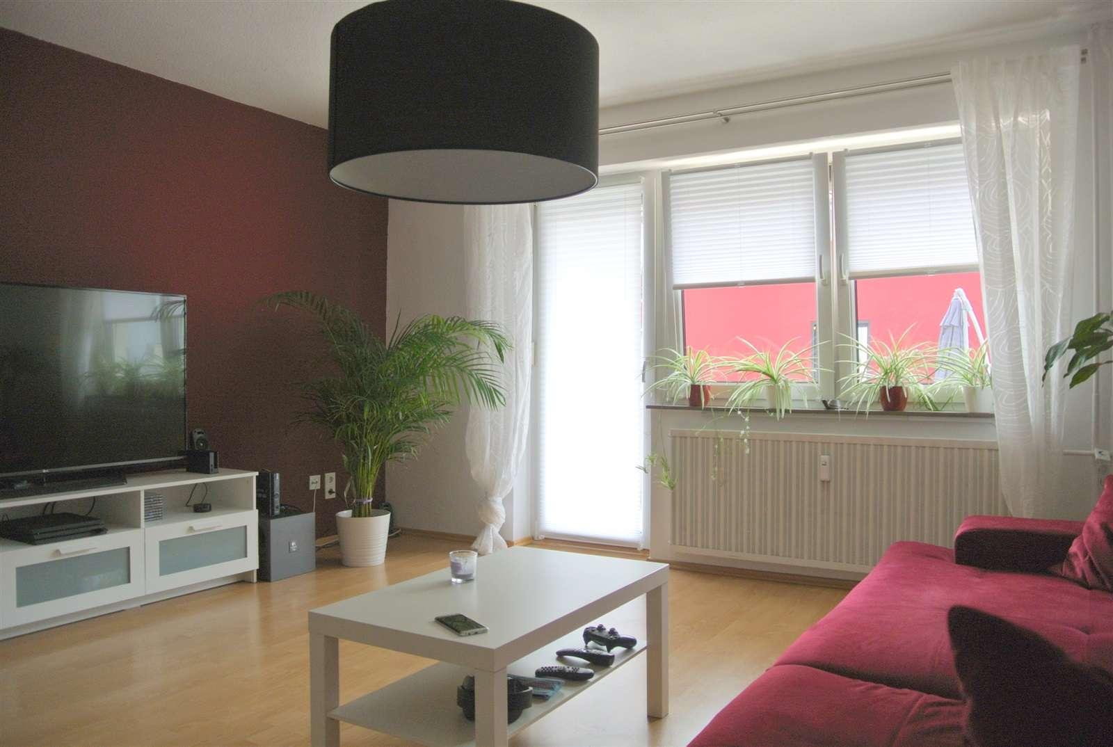 Rottendorf - 2Z-Wohnung mit Balkon in guter Lage