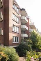 Gemütliche kleine Erdgeschoss-Wohnung