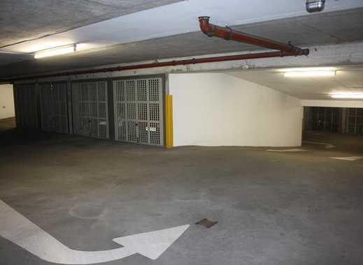 Abschließbare Garage/Parkbox im Parkhaus in der Innenstadt von Gladbeck