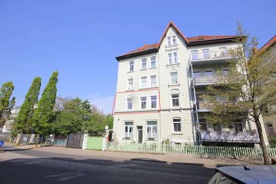 Balkonwohnung mit Altbaucharme direkt am Ringgleis
