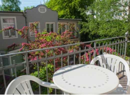 Stilvolle 3-Zimmer-Wohnung mit Komfort und Service, provisionsfrei