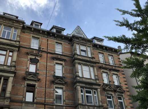 Schöne, geräumige vier Zimmer Wohnung in Stuttgart, West
