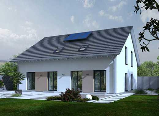 """Aktionshaus """"Family"""" inklusive Grundstück und allen Außbaumaterialien"""