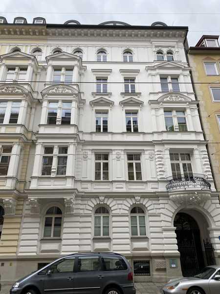 Erstbezug nach Sanierung - möblierte 2-Zimmer Whg. im Lehel in Bestlage in Lehel (München)