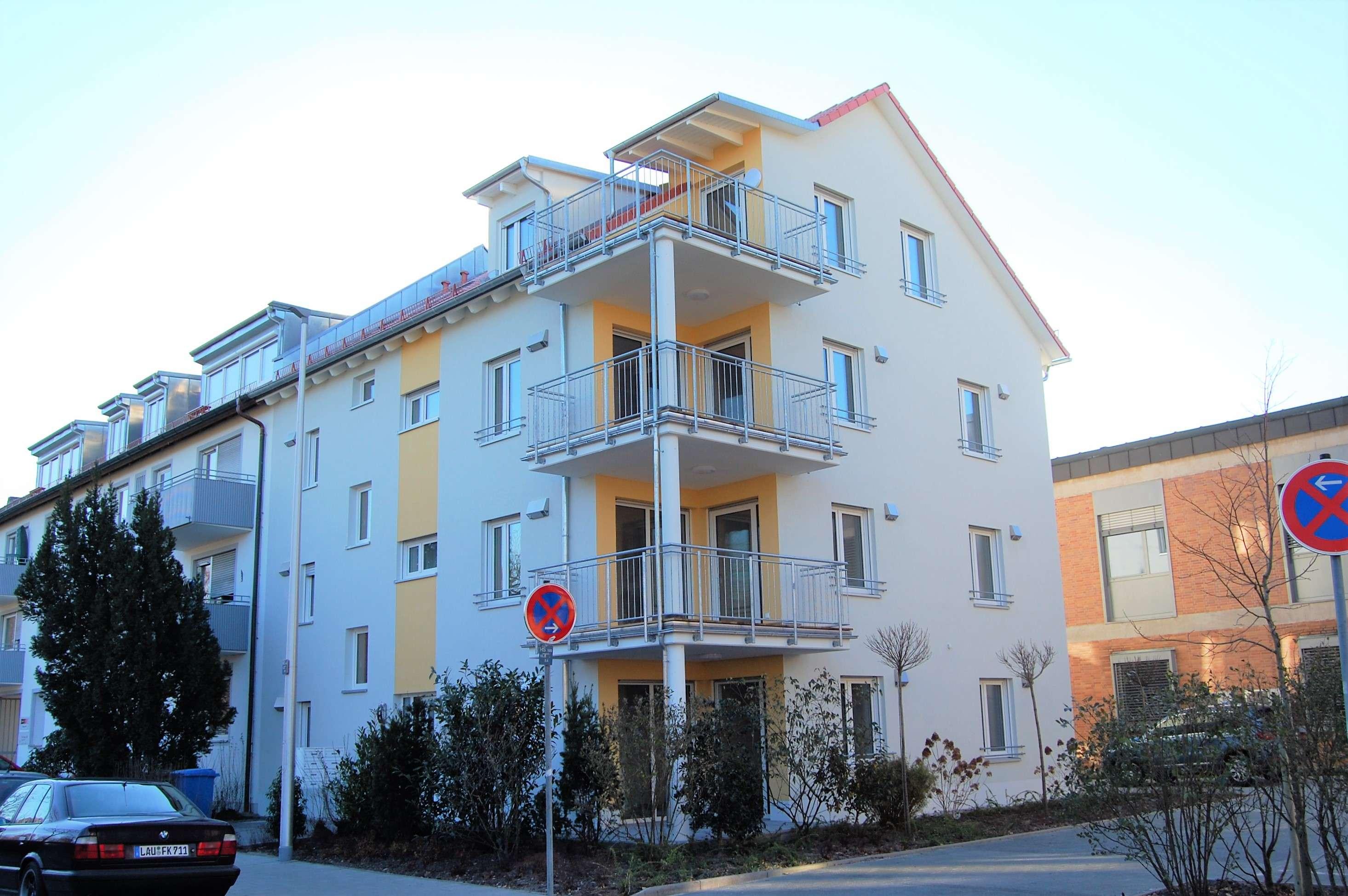 2-Zimmer Wohnung mit super Einbauküche in bester Lage von Erlangen ab  21.12.2019 zu vermieten in Erlangen Süd (Erlangen)