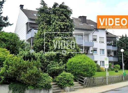 Schöne 3,5-Zimmer Wohnung mit gr. Balkon + Garage in schöner Lage von Herdecke-Westende zu vermieten