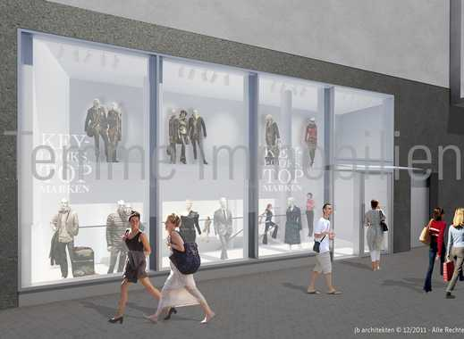 Exklusive Ladenfläche für Bar & Lounge | Fußgängerzone | großzügige Schaufensterfront | ca. 265 m²