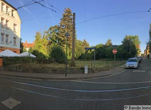 Bauplatz im Gründerzeitviertel Weststadt Gemeinschaftsgeschäft Bendix ./. Schein Immobilien