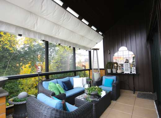 Luxus Penthouse Möbliert mit privat Lift in Hannover- Kirchrode