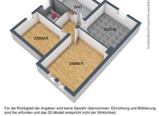 2-Zimmer Wohnung in Seesen