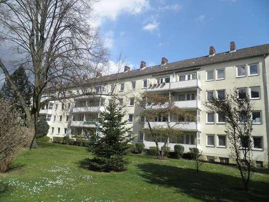 Zentrale 2-Zimmer Wohnung in der Südstadt, Mainzer Str. 4