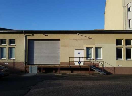 Fabrik- bzw. Lagerhalle mit Lkw-Anfahrt!