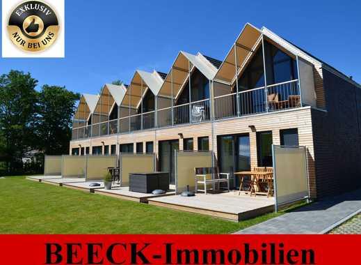 """# Büsum/Lagune am Meer: Letztes """"Endreihenhaus"""" im Beach-Resort Büsum, auf Eigenland!"""