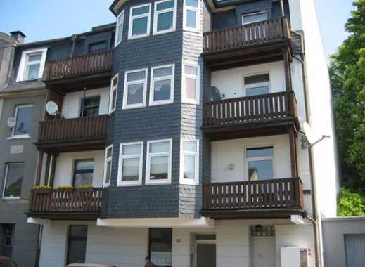 Sonniges Dachgeschoss-Appartement mit kl. Dachterrasse und Fernsicht