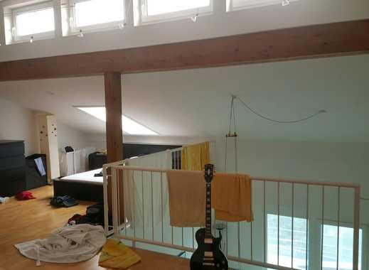 Attraktive 2,5-Zimmer-Maisonette-Wohnung mit Balkon und Einbauküche in Heidenheim