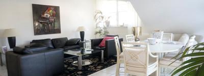 Penthouse-Wohnung mit Aufzug, Dachterrasse, zentrumsnah in Bad Oeynhausen