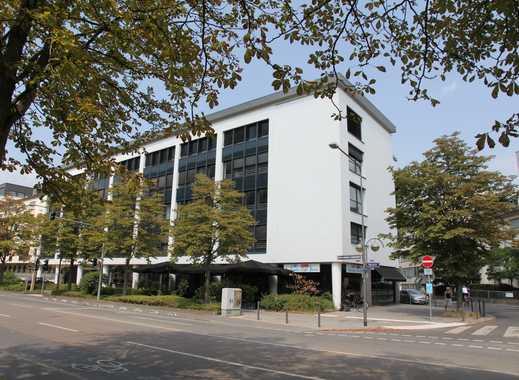 Provisionsfrei: Helle, moderne Bürofläche mit Skyline-Blick in der Bockenheimer Landstraße