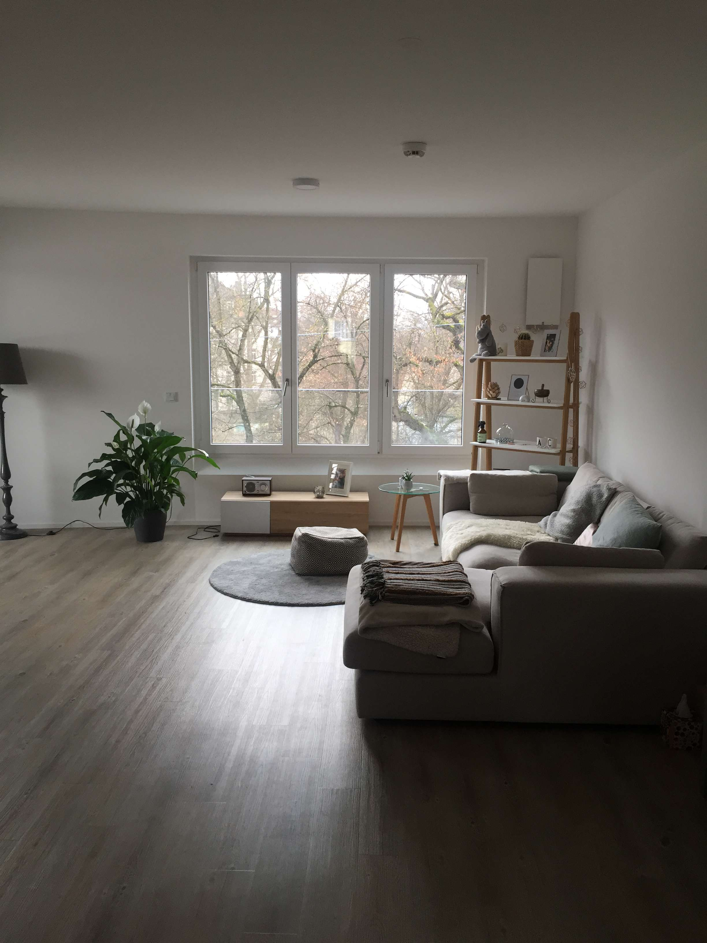 Topp-Apartment 2-Zimmer mit Balkon und Einbauküche in Citylage Augsburg in