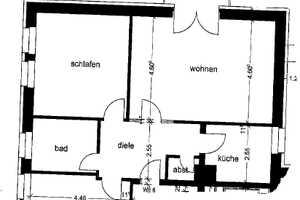 3 Zimmer Wohnung in Warendorf (Kreis)