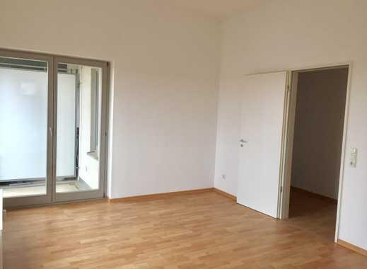 Exklusives Wohnen im Grünen mit Weitblick!2 Zi. mit Balkon, auch als Büro mietbar, ab sofort frei!