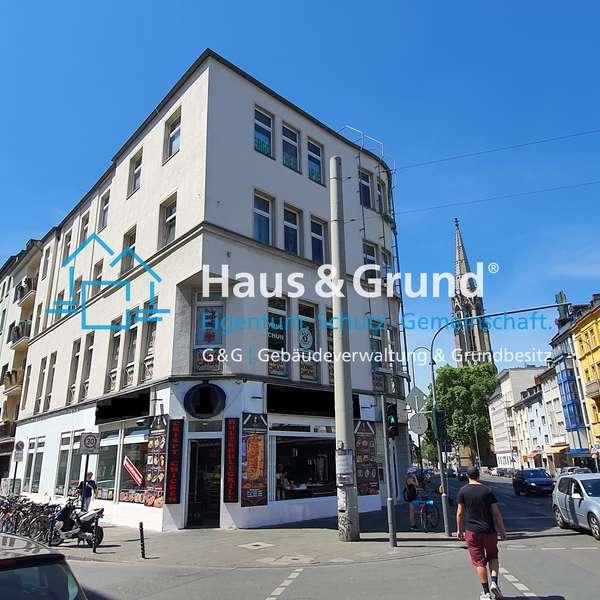 *** großzügige Bürogewerbeeinheit in TOP-Lage von Köln ***