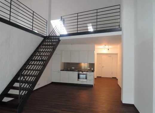 Sanierte 1-Zimmer-Loft-Wohnung mit Einbauküche in Trier