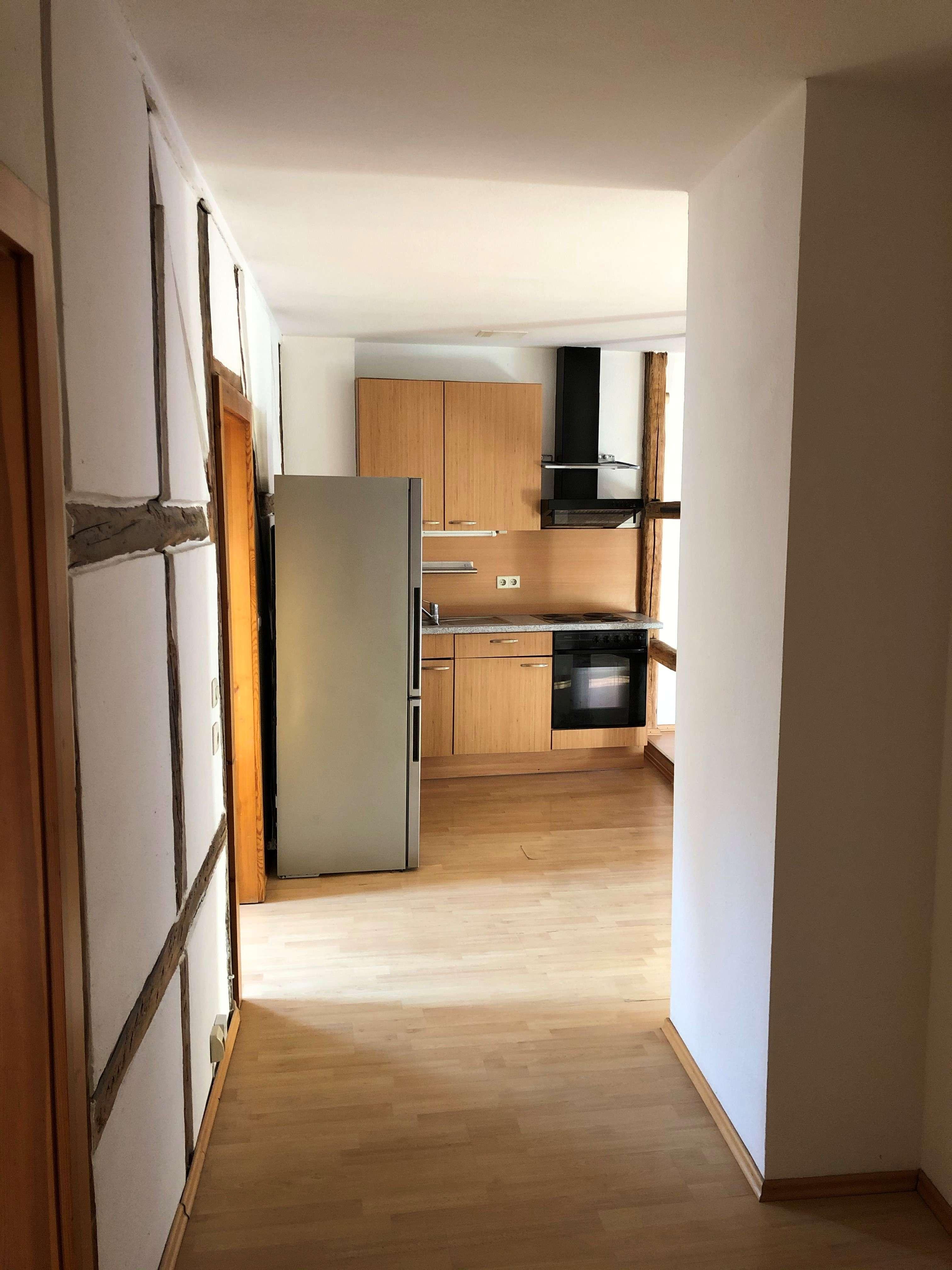 Gepflegte 2-Zimmer-DG-Wohnung mit EBK in Nürnberg in Altstadt, St. Sebald (Nürnberg)