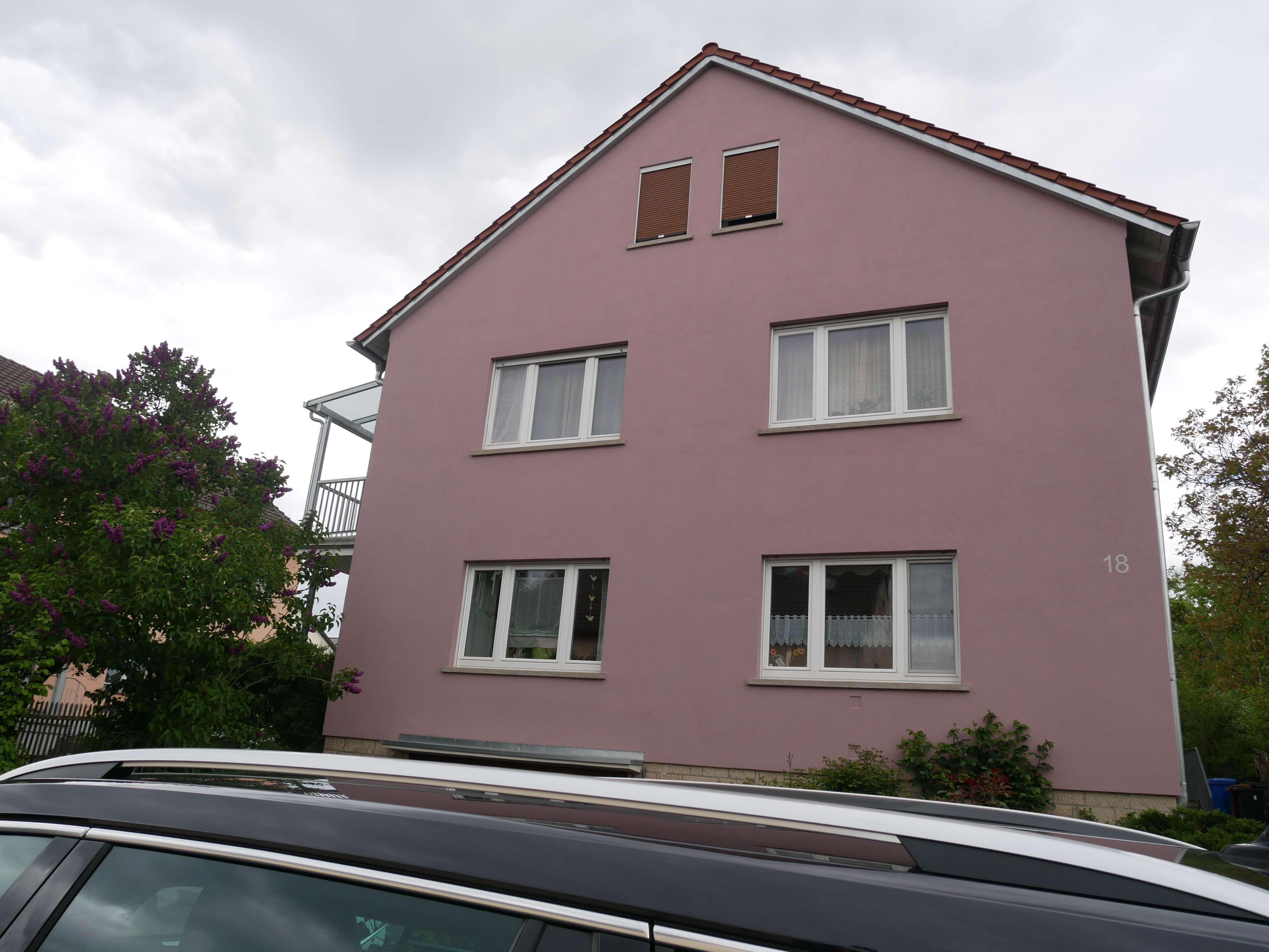Schöne, geräumige 2,5 Zimmer Wohnung in Rhön-Grabfeld (Kreis), Rhön-Grabfeld, gemeindefreies Gebiet in Bad Neustadt an der Saale