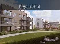 Bild Glücklich wohnen im Regattahof! Provisionsfreie 2-Zimmer-Gartenwohnung mit sonniger Terrasse