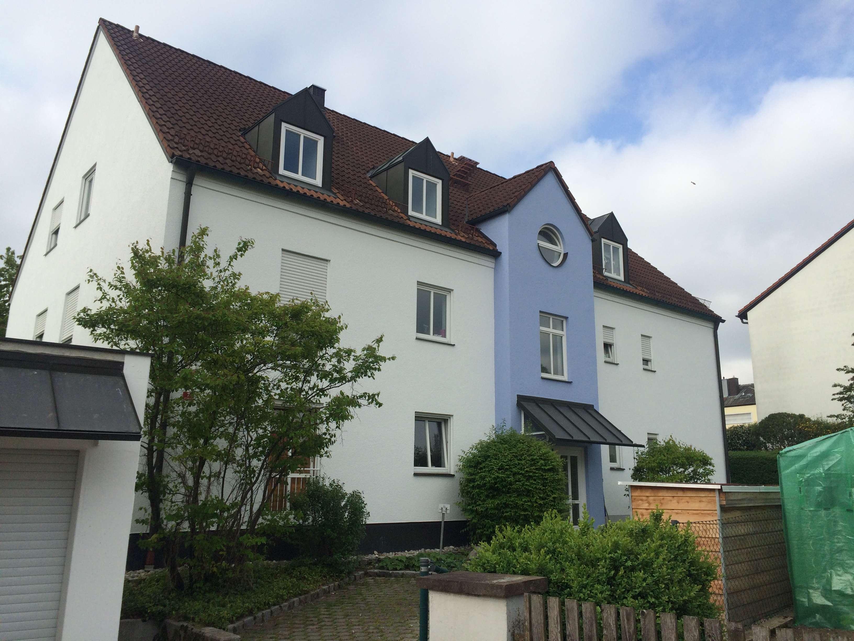 Exlkusive 3-Zimmer EG Wohnung mit Terrasse und neuer moderner EBK in Freising