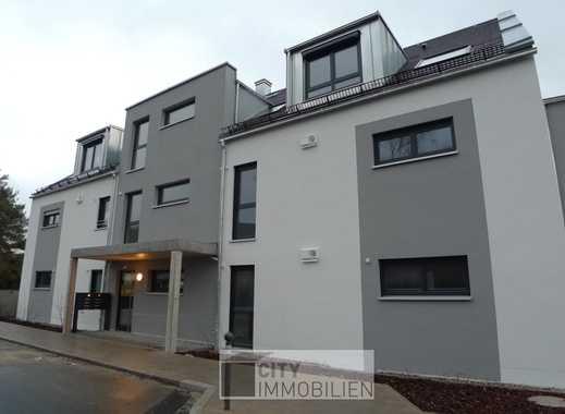 Exklusive Neubauwohnung mit hochwertiger Ausstattung, Sonnenloggia und TG-Platz in top Lage
