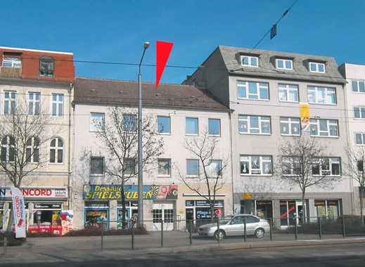 Ihre Chance im Stadtzentrum von Dessau - Geschäftshaus mit langjährigen Ankermietern